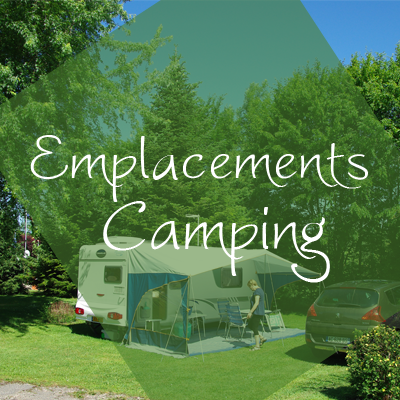 Emplacements camping car