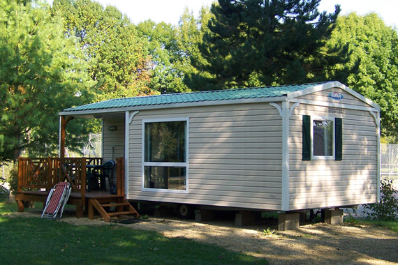 mobile home 4 personne