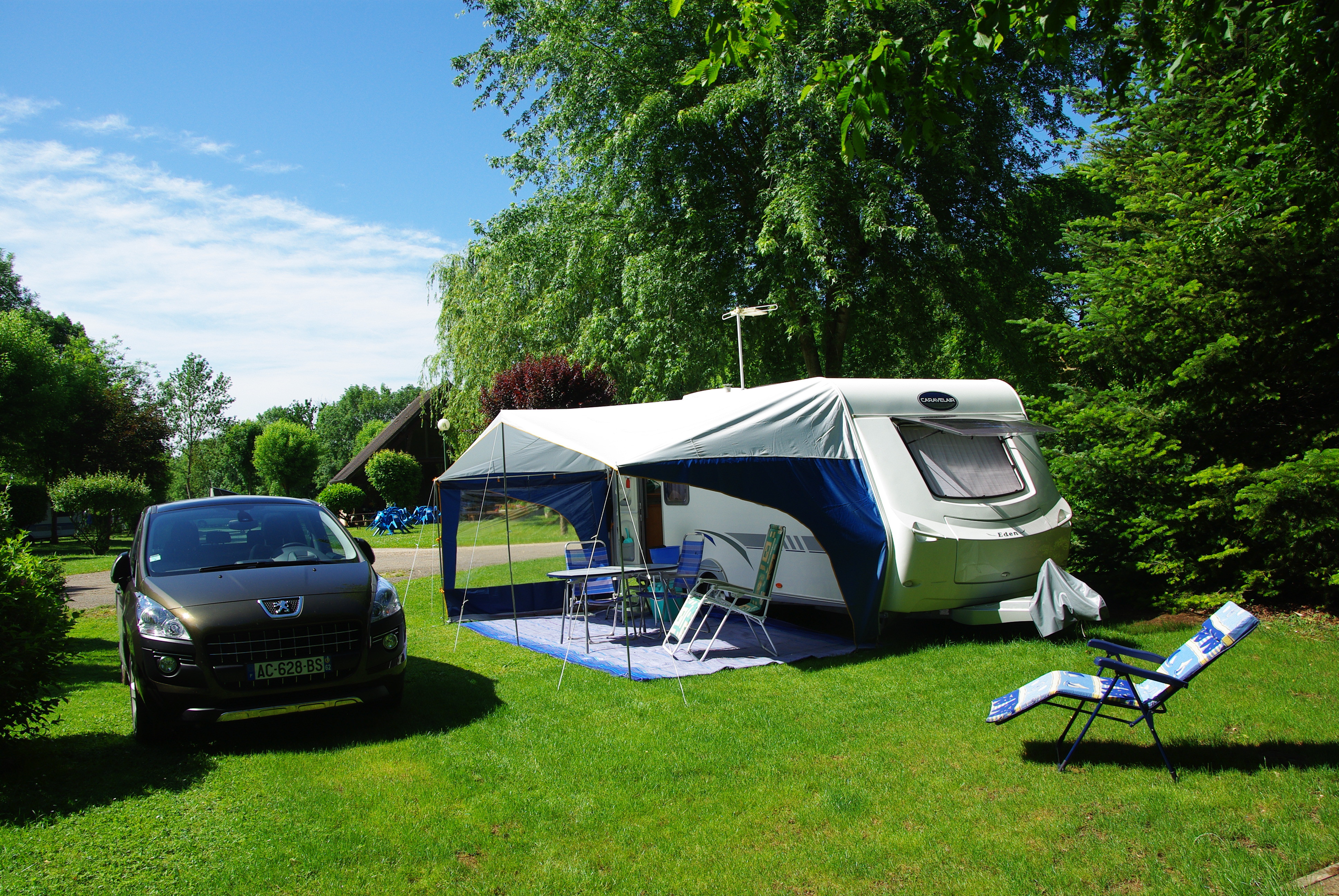 ouverture camping
