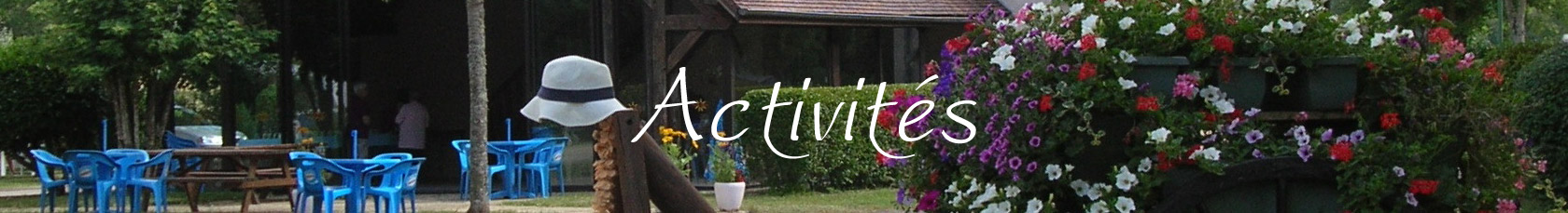 activités dans l'Yonne